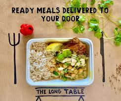 ready meals delivered to your door The Long Table