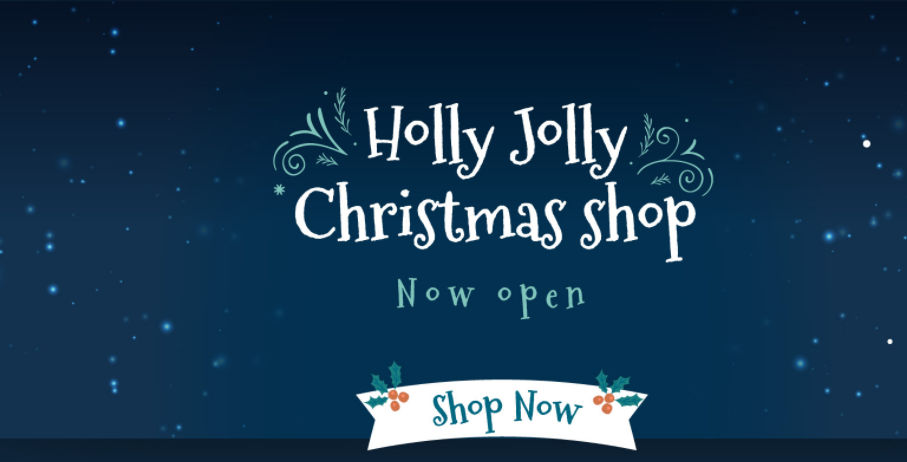 HOLLY JOLLY CHRISTMAS  XSHOP - NOW OPEN (SIHN)