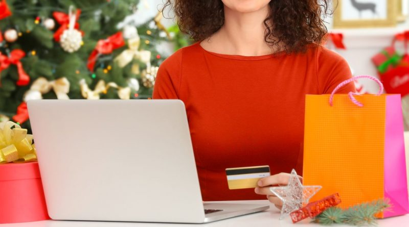 Christmas shopping online – small