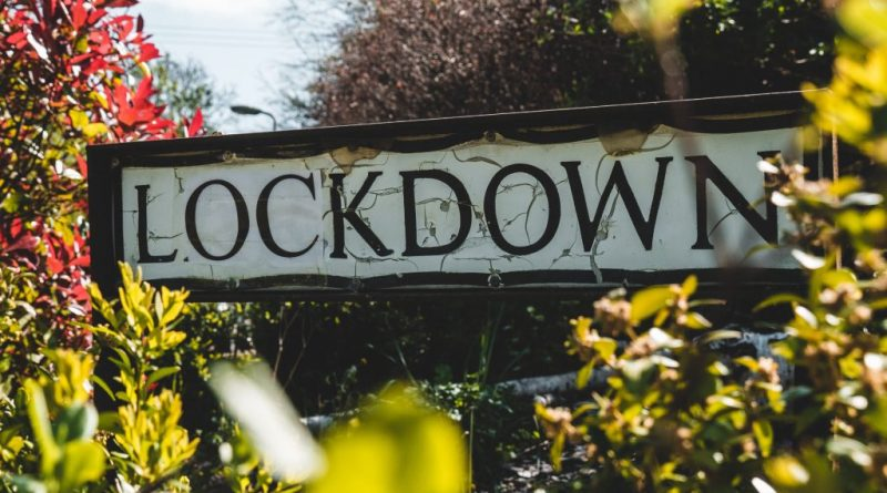 5 Tips for Lockdown